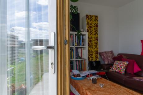 la maison passive double ou triple vitrage. Black Bedroom Furniture Sets. Home Design Ideas
