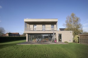 Maison, passive in The Nord of France
