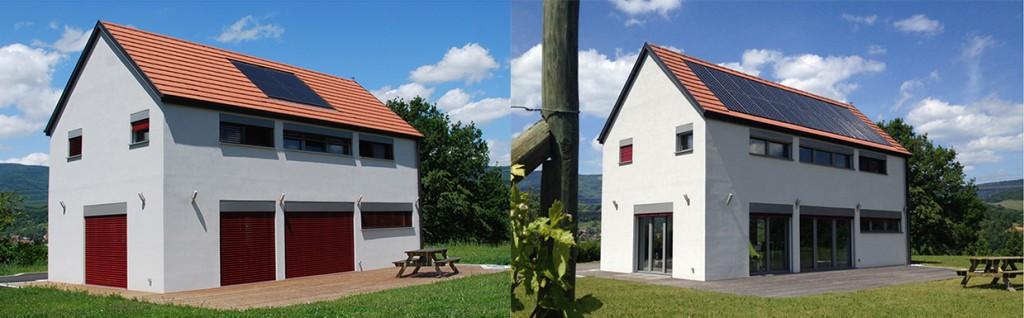 Le changement le plus flagrant dans la transition de la Maison Chloé / © Maisons Voegelé