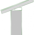 Raccord mur-toiture